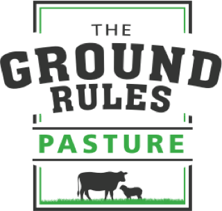 The Ground Rules - Pasture